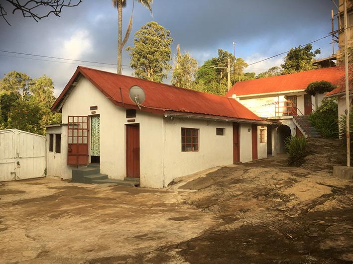 Conservation work inTaita